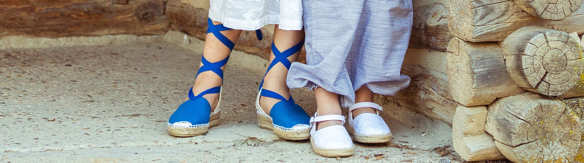 Girl´s Espadrilles. Cheap shoes for